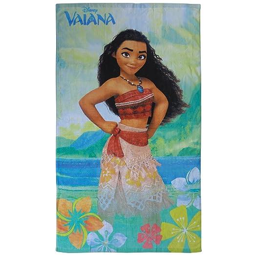 2 opinioni per CTI 043974Telo di spiaggia Vaiana Aloha cotone verde 120x 70cm