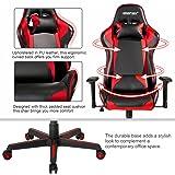 Merax PP036276JAA Racing Style Gaming Ergonomic