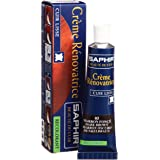Cirage Crème Rénovatrice SAPHIR (Tube 25 ml MARRON FONCE 05)