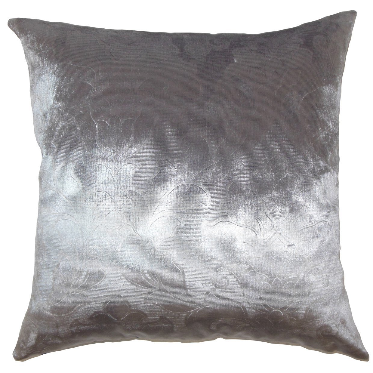 The Pillow Collection Yanisin Floral Throw Pillow Cover