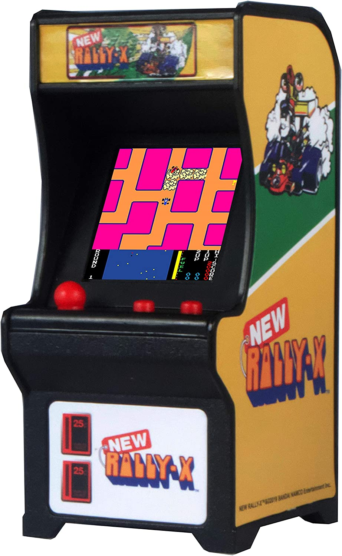 Worlds Smallest Tiny Arcade Rally-X