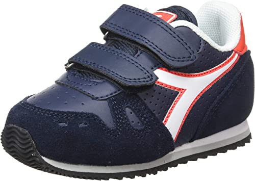Diadora Simple Run Up TD, Zapatillas de Gimnasia Unisex Niños ...