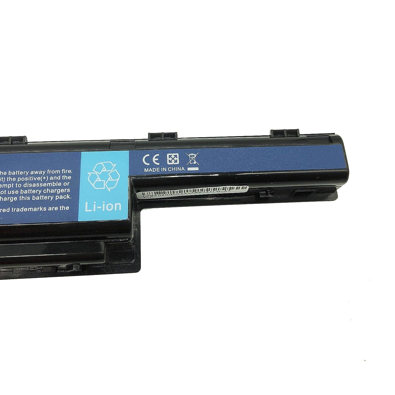 Batería de Repuesto AS10D3E AS10D31 AS10D41 AS10D61 AS10D71 AS10D81 para Acer Aspire 4250G 4350G 5741G / TravelMate/ Emachines/ Packard Bell Portátil ...