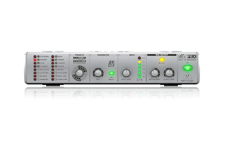 Behringer MINIFEX FEX800 Stereo MultiEffektprozessor MUSIC Group