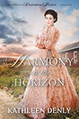 Harmony on the Horizon (Chaparral Hearts Book 3) Kindle Edition
