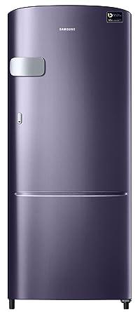 refrigerator amazon. samsung 192 l 5 star direct-cool single door refrigerator (rr20m1y2xut/rr20m2y2xut, amazon