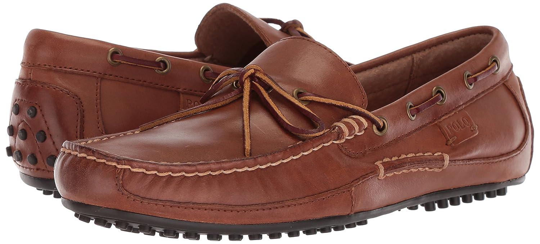 Polo Ralph Lauren - Mocasines para Hombre marrón Polo Tan: Amazon.es: Zapatos y complementos