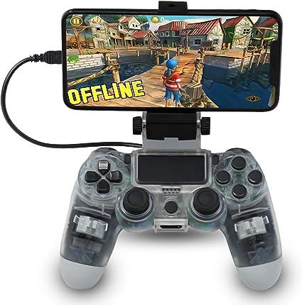 Amazon.com: Chasdi PS4 - Soporte para smartphone (pinza para ...