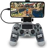 CHASDI Clip de PS4 - Soporte de teléfono Celular para iPhone, Samsung, LG, Sony, Huawei, HTC
