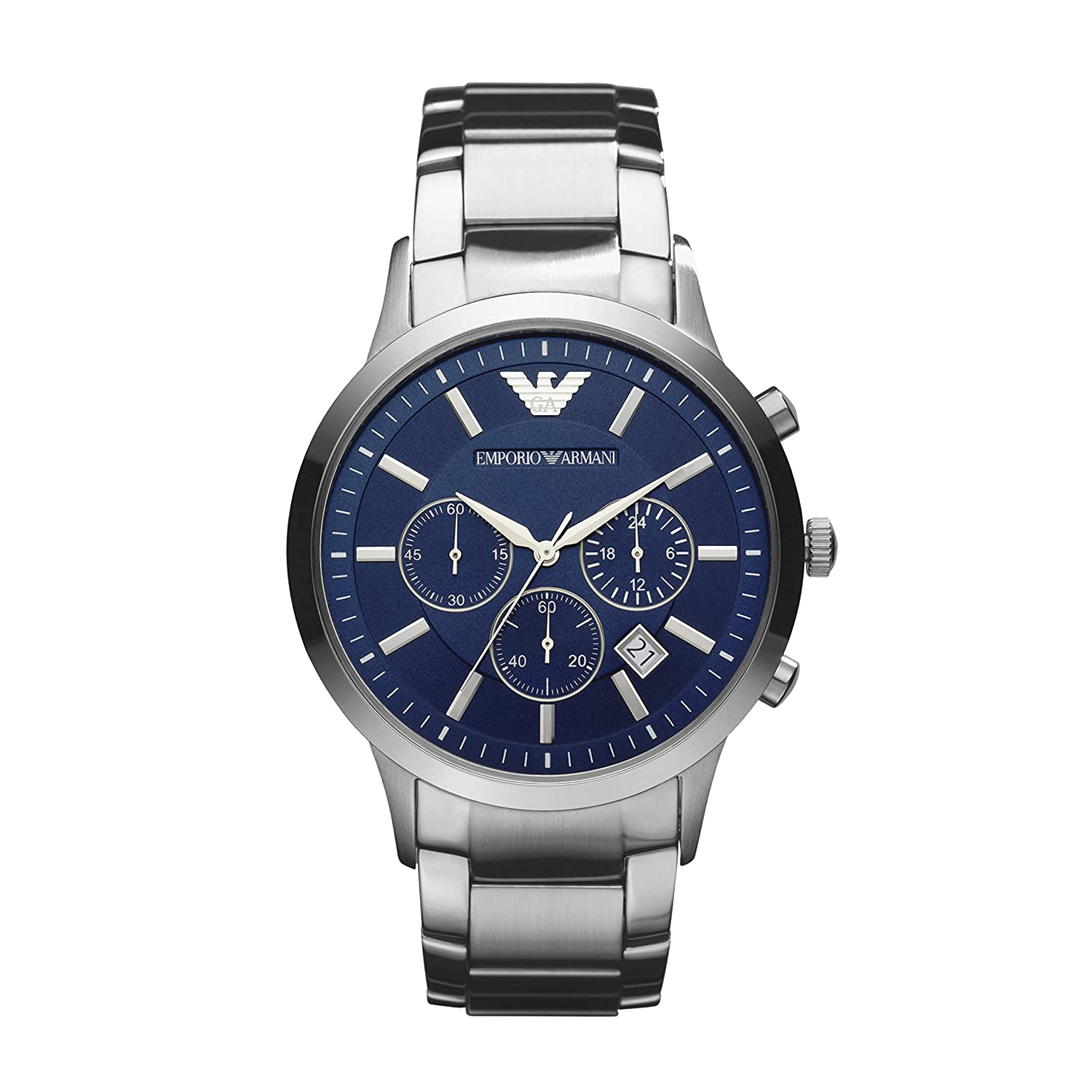 Emporio Armani - Top 10 Luxury Watch Brands in India
