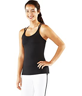 30c47e6220706 Manduka Kosha Open Back Tank - White (Size S) at Amazon Women s ...