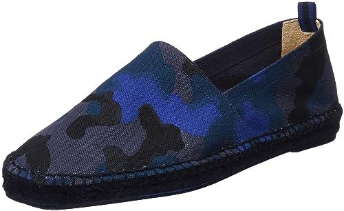 Castañer Pablo Ss18004, Alpargatas para Hombre, Azul (Dark Blue 302), 41 EU: Amazon.es: Zapatos y complementos