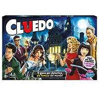 Hasbro Games 38712456 - Cluedo Gioco di Investigazione