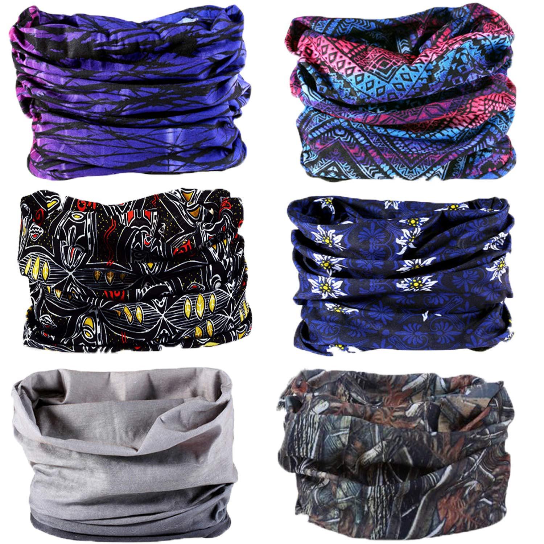 NEXTOUR Neck Gaiter Headwear Headband Magic Scarf
