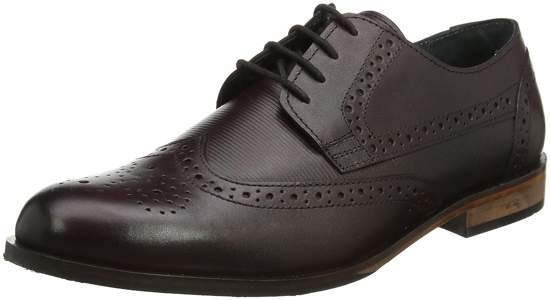 TALLA 44 EU. Lotus Denford, Zapatos de Cordones Brogue para Hombre