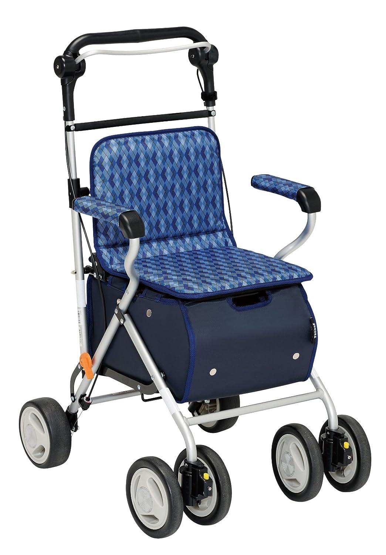 幸和製作所 シルバーカー エヴォーク SIST01 ブルー B00ICFFGGS  ブルー