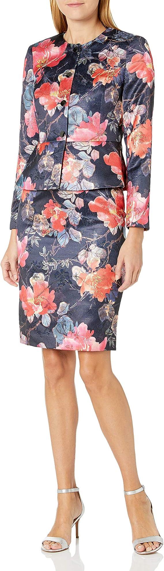 T Tahari Womens Button Tab Knee-Length Business Wear A-Line Skirt BHFO 4053
