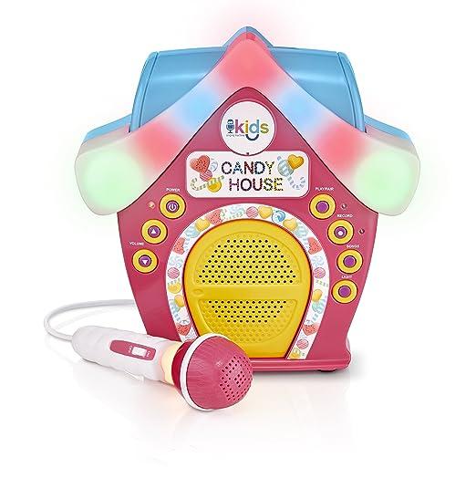 Review Singing Machine Kids SMK470