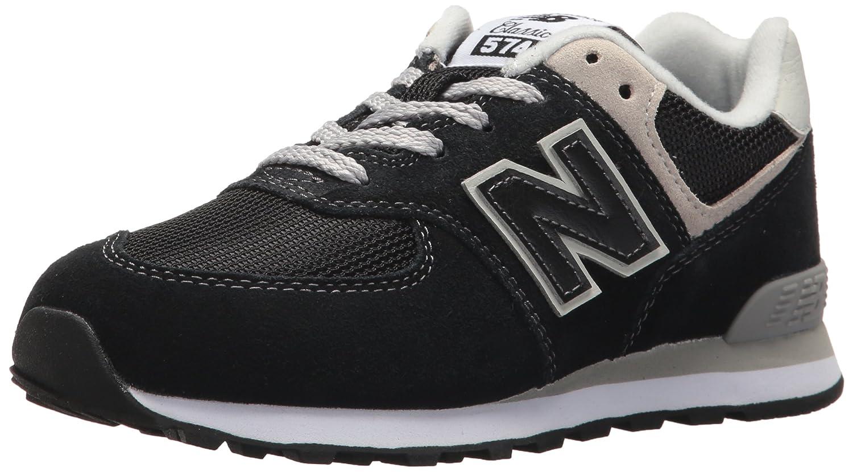 New Balance 574v2, Zapatillas Unisex Niños 37 EU|Negro (Black/Grey Gk)
