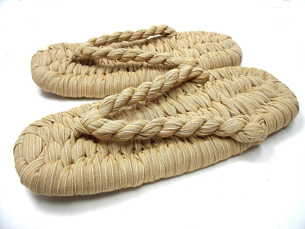 Ninja Samurai Traditional Sandals Zori Waraji Men LL 28cm JAPAN Import