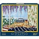 Patriotic Patty 500-Piece Puzzle