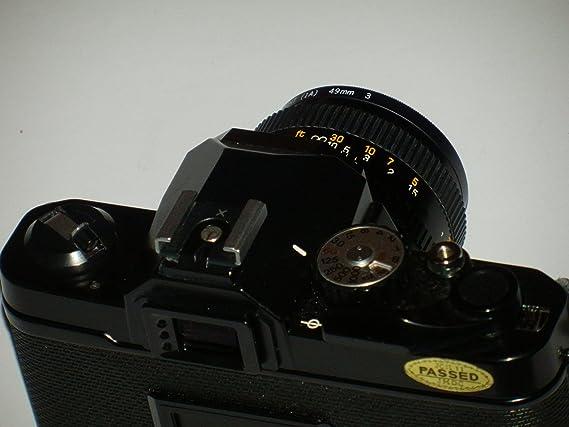 35 mm Camera – Revue flex SD 1 como Chinon – CS de 4 – Cámara ...