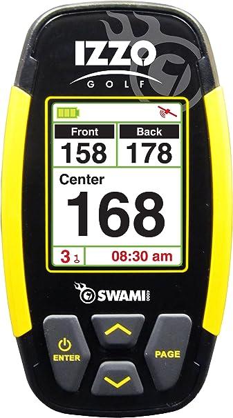 Izzo Golf Gps Swami 4000 Sport Freizeit