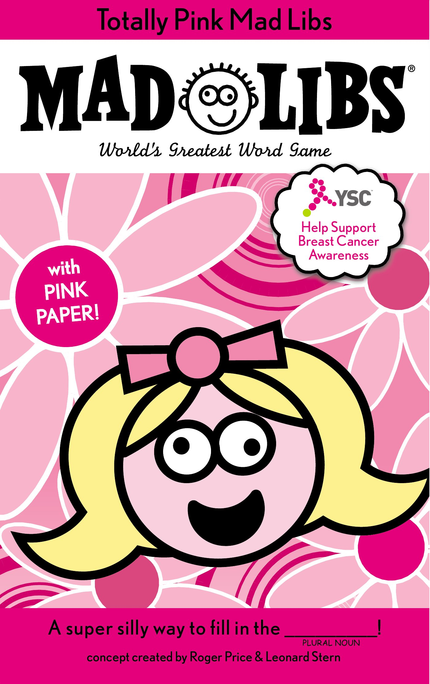 Totally Pink Mad Libs (Breast Cancer Awareness) PDF