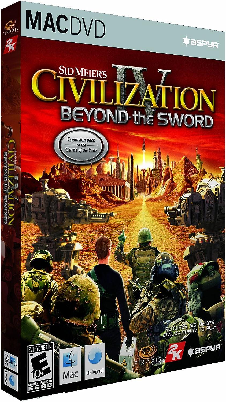 Amazon com: Civilization 4: Beyond The Sword - Mac: PC