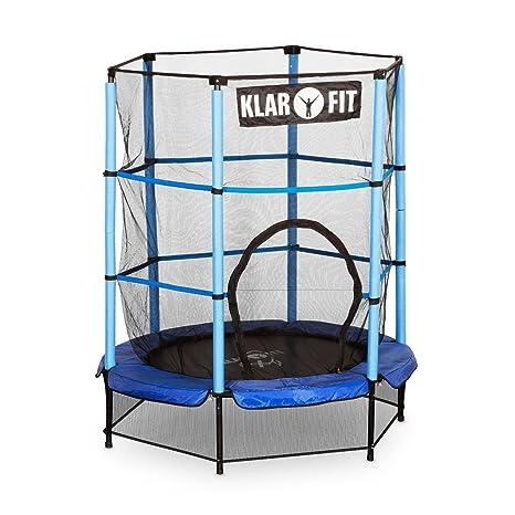 Klarfit Rocketbaby Trampolino Elastico Per Bambini Piccola Pedana