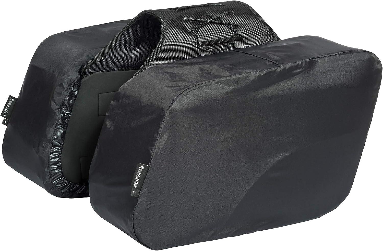 Tourmaster 8261-1505-40 Black Elite Saddlebag