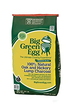 Big Green Egg 390011 Lump Charcoal