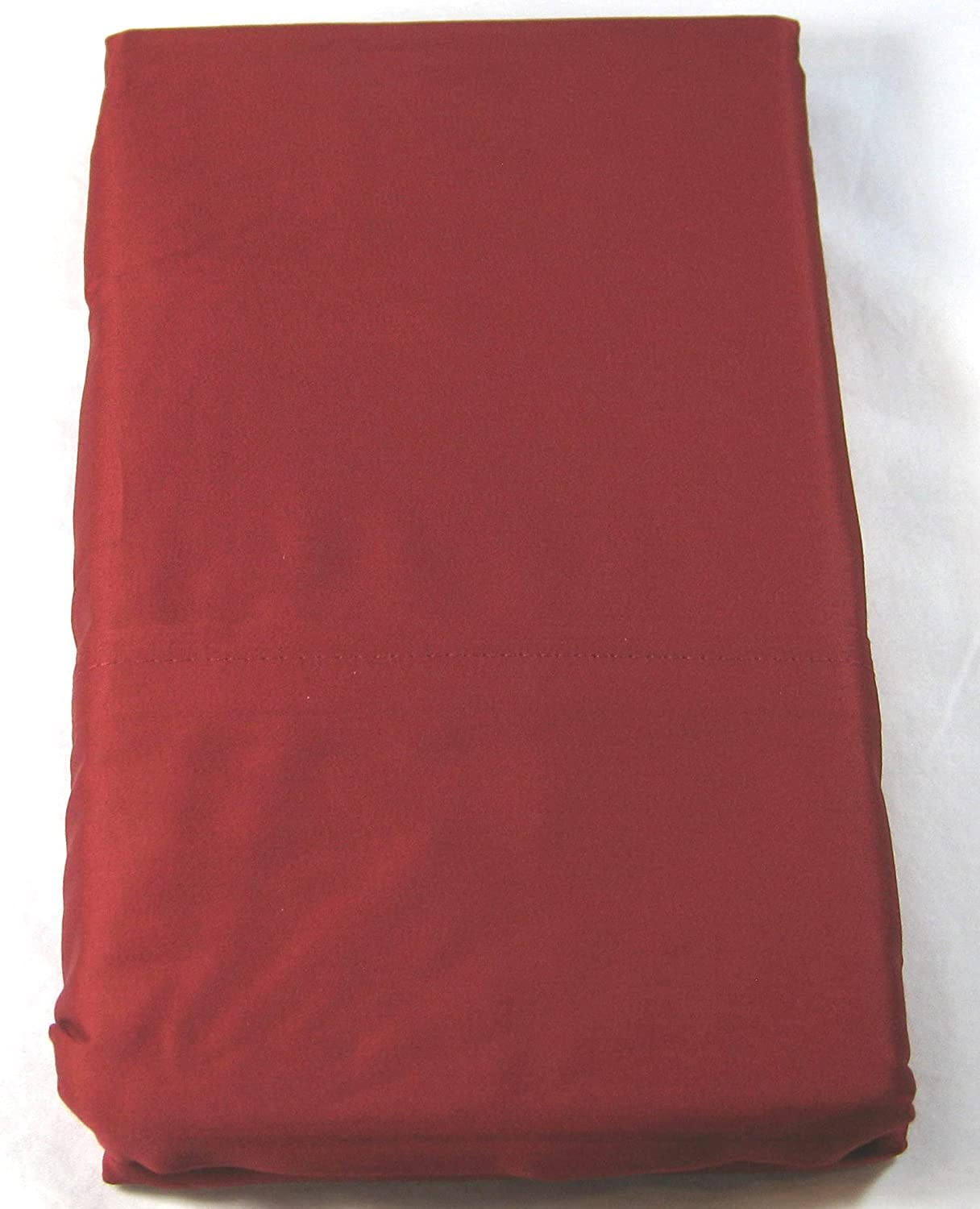 Ralph Lauren Lauren Dunham Sateen 300 Tc Standard Pillowcases Admiral Red
