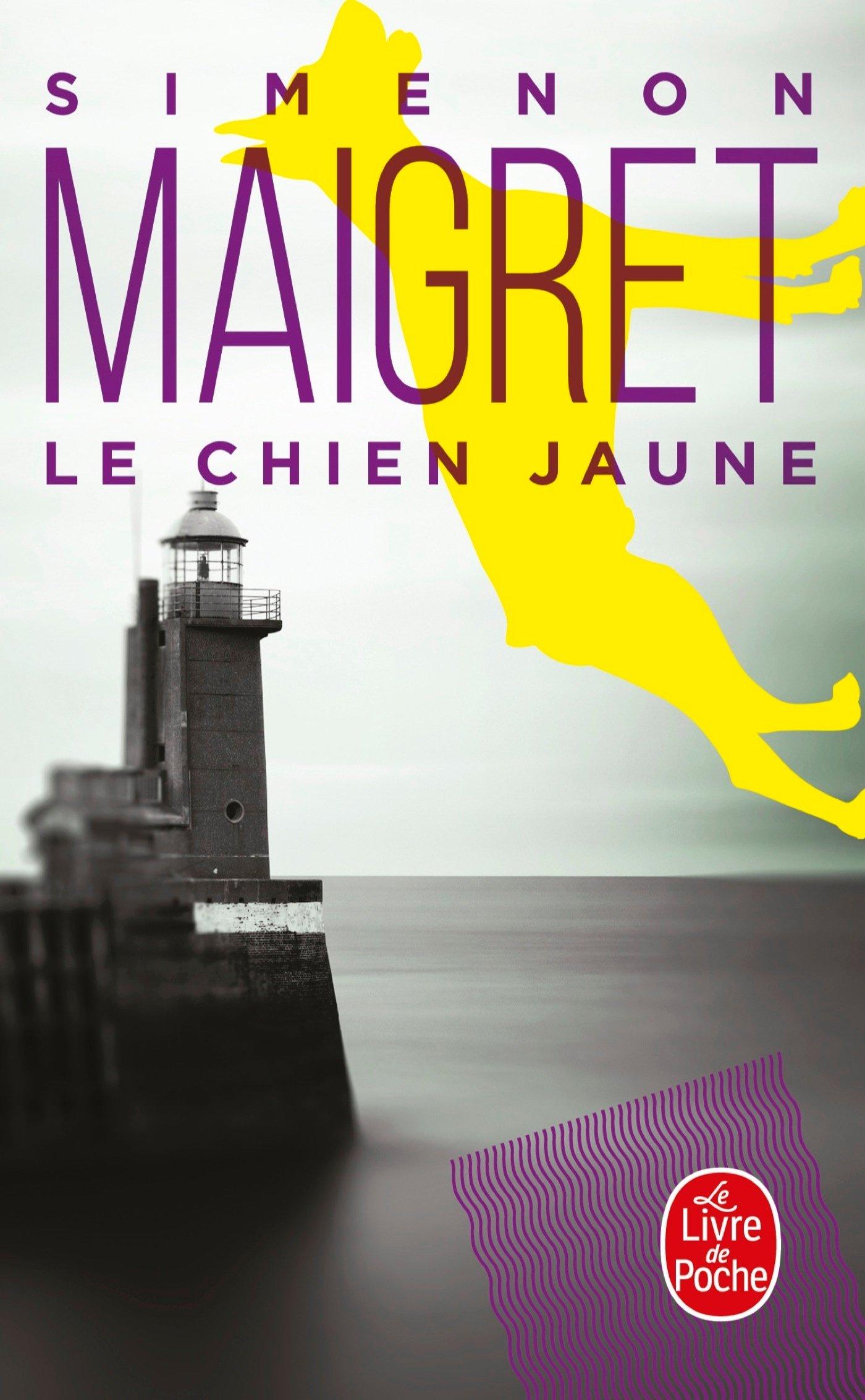 Le Chien jaune Poche – 2 janvier 2003 Georges Simenon Le Livre de Poche 2253142921 Romans policiers