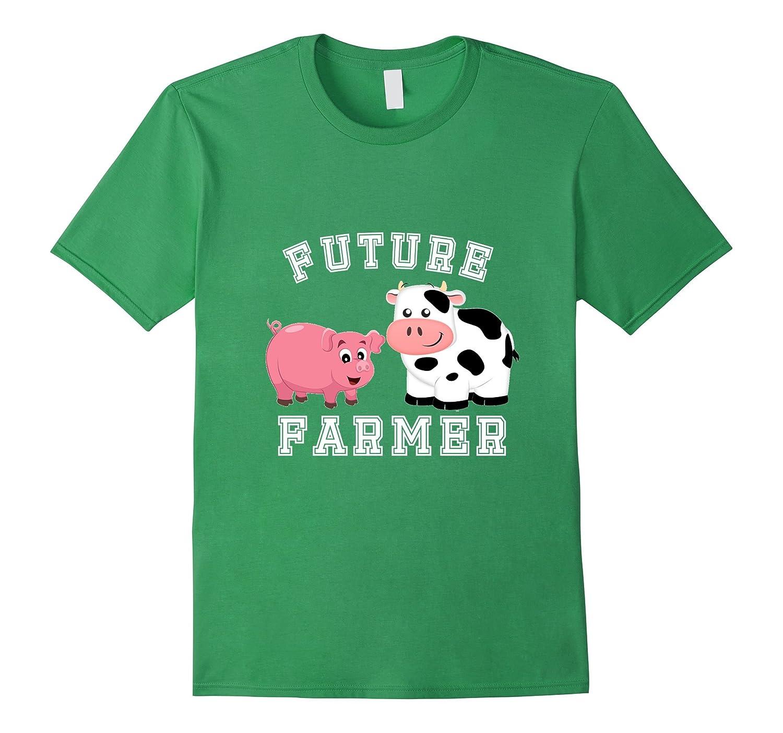 Future Farmer Community Helper Costume T-Shirt