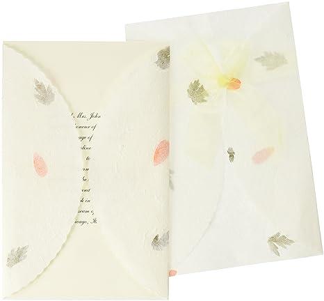 Amazon wilton pressed floral wedding invitation kit kitchen wilton pressed floral wedding invitation kit filmwisefo