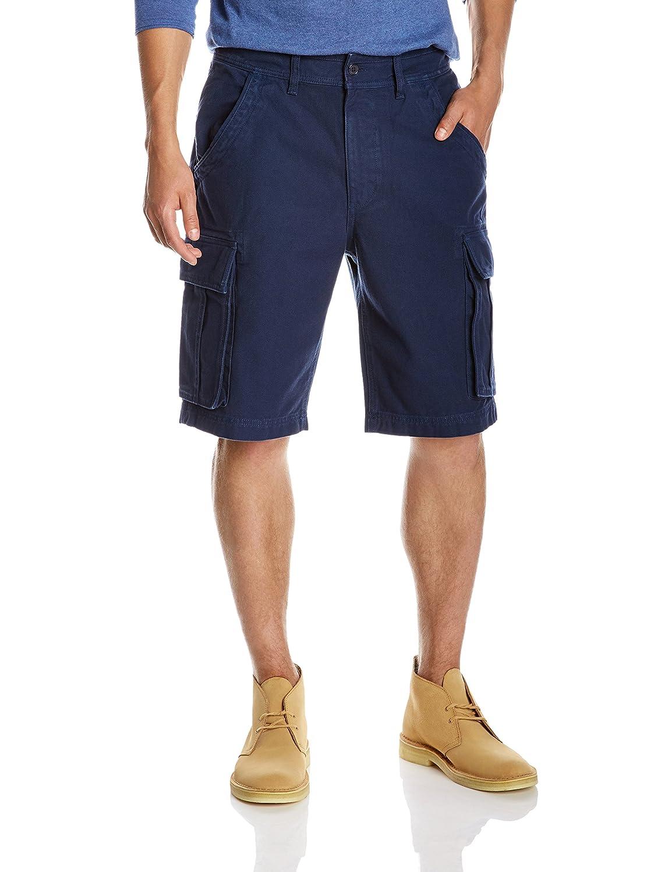 Quality Durables Co. Men's Loose Fit Cargo Short