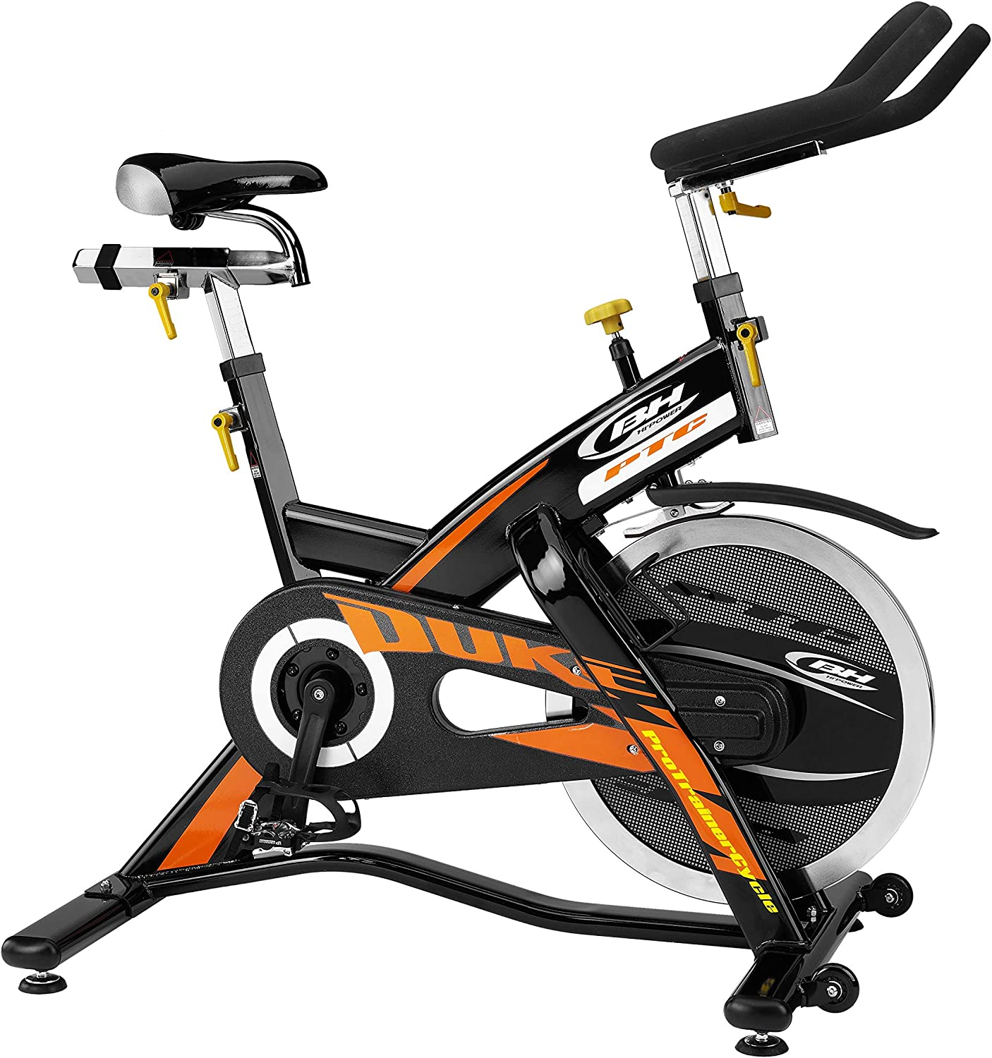 BH Hipower Bicicleta Indoor Duke (Reacondicionado): Amazon.es ...