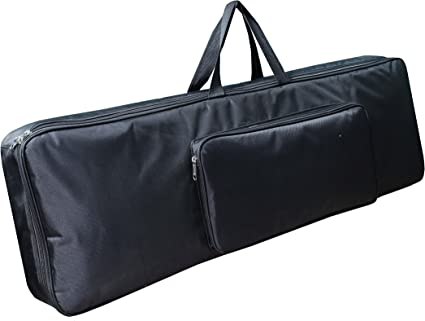 Amazon Com Baritone Heavy Padded Bag For Roland Fp 10 Digital Piano 88 Key Keyboard Case 53x12x7 Musical Instruments