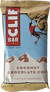 Barrita energética de avena con coco y pepitas de chocolate - CLIF - Caja de 12