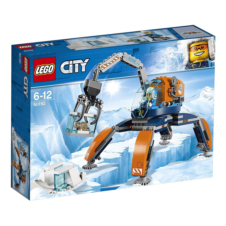 Schneemobilfahrer aus dem Set 60191 LEGO® Minifig City