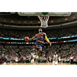 Lebron James Cleveland Cavaliers Basketball Limited Print Photo Poster 22x28 2