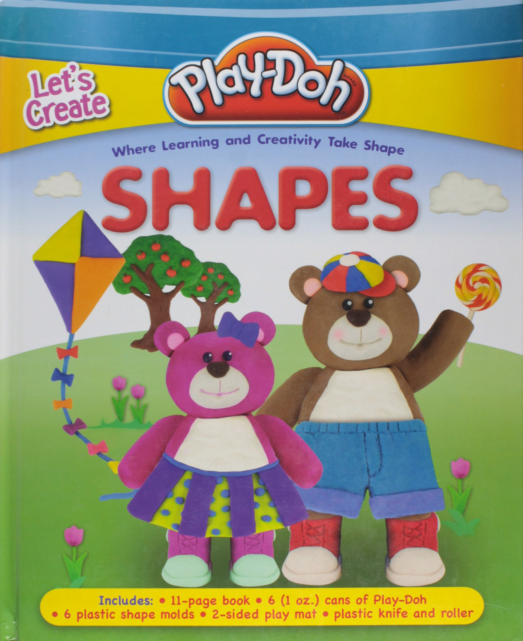 Download PLAY-DOH Let's Create: Shapes: Where Learning and Creativity Take Shape ebook
