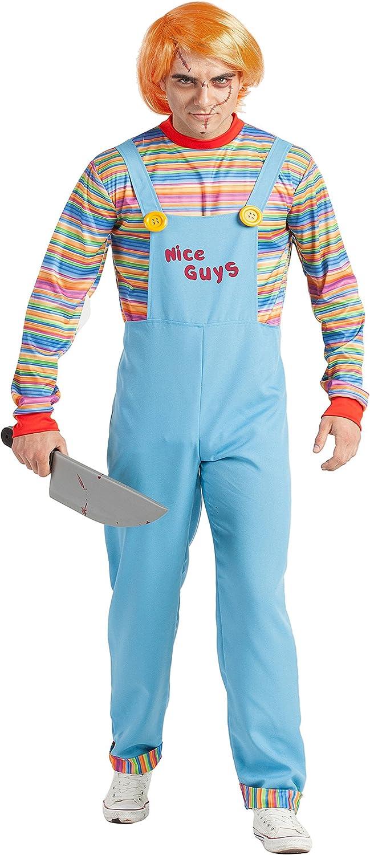 Disfraz Mu_eco Diab‹lico M-L: Amazon.es: Juguetes y juegos