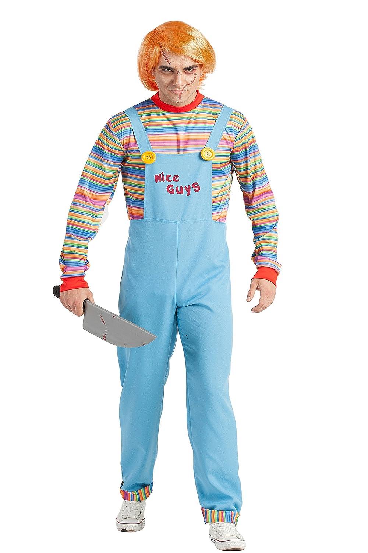 Disfraz Mu_eco Diab‹lico S: Amazon.es: Juguetes y juegos