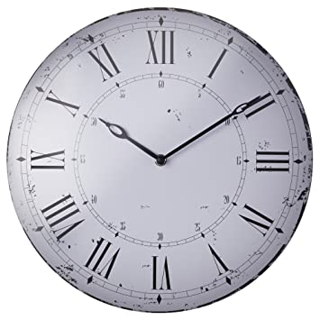 IKEA BITNIK in Shabby chic orologio da parete: Amazon.it: Casa e ...