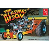 """AMT 1006 """"The Blazing Bison"""" Puller Tractor 1:25 Scale Plastic Model Kit - Requires Assembly"""