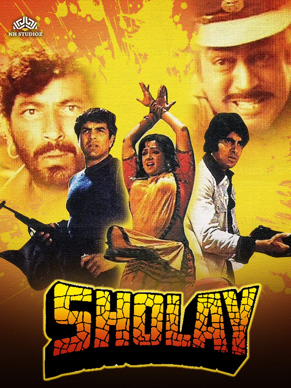 Amazon.com: Watch Sholay | Prime Video