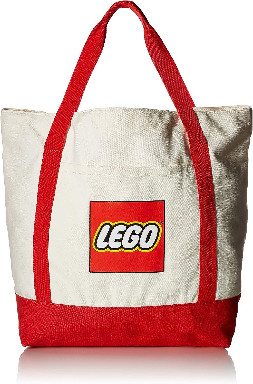 LEGO Kids Minifigure Beach Tote