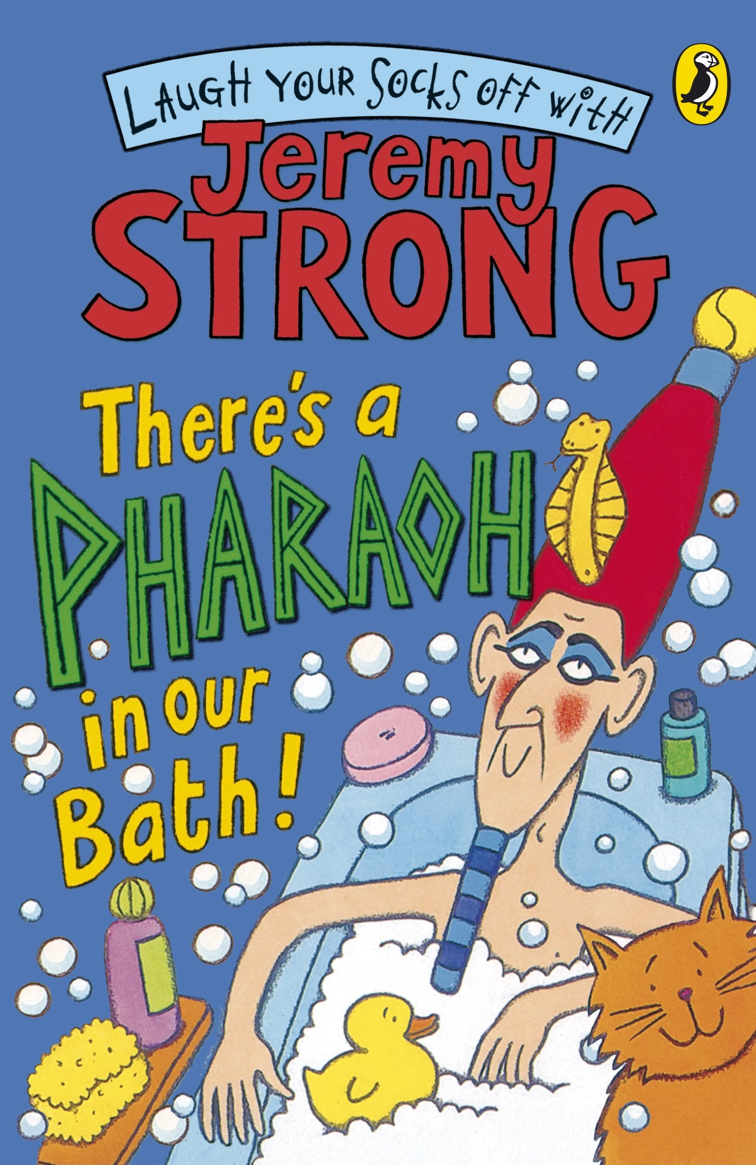 There's A Pharaoh In Our Bath! (Laugh Your Socks Off)